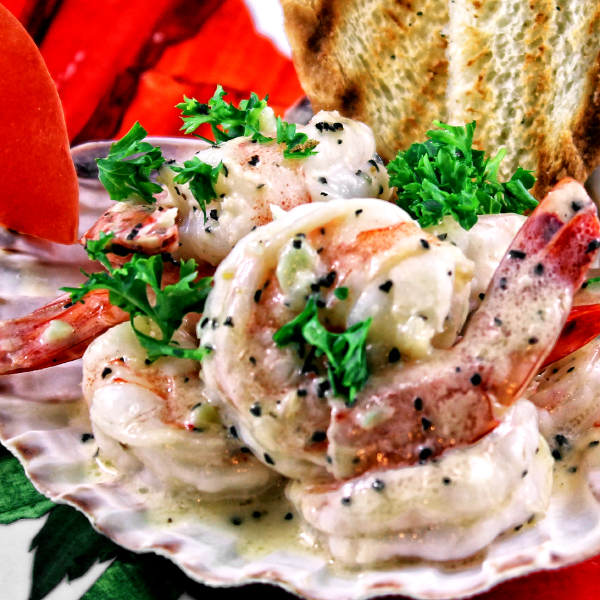 Appetizer - Shrimps