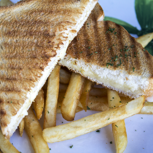 Grilled Cheese Sandwich*